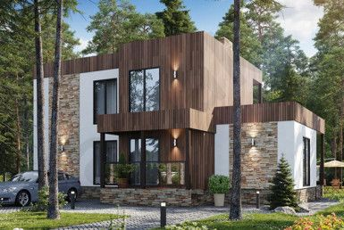 casa madera gsiconstructora modelo170