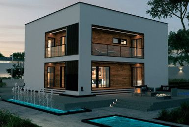 casa madera gsiconstructora modelo239