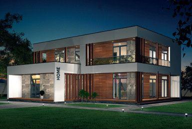 casa madera gsiconstructora modelo285