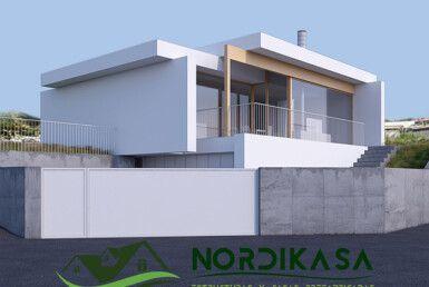 casa madera nordikasa modelo100