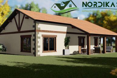 casa madera nordikasa modelo150 5