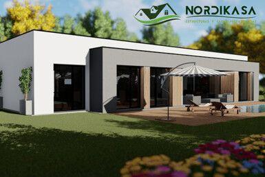 casa madera nordikasa modelo190 5