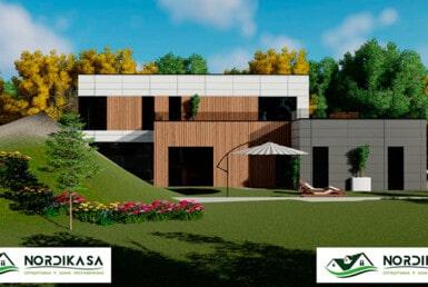 casa madera nordikasa modelo220 3